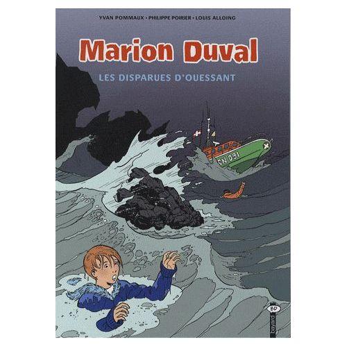 Marion Duval-Tome-18-Les-Disparues-D-ouessant-Livre-895879969_L
